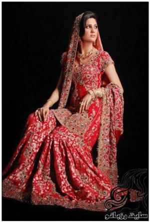 مدل لباس عروس در کشورهای مختلف