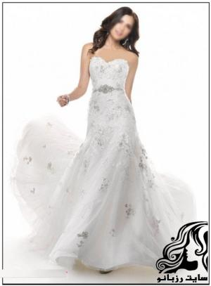 جدیدترین مدل لباس عروس 95