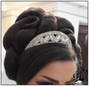 مدل شینیونهای زیبا و جذاب با تور