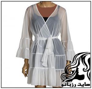 نمونه هایی زیبا و جدید از مدل لباس خواب زنانه