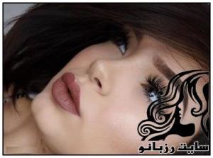 مدل آرایش صورت و مو جذاب زنانه و دخترانه