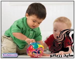 یاد دادن تمرکز به کودکان از طریق بازی