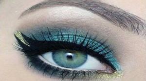 مدل های متفاوت و زیبای آرایش چشم