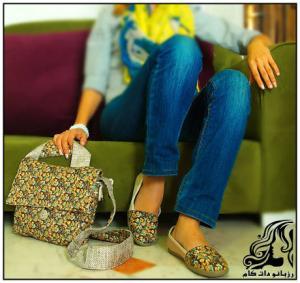 ست کیف و کفش دانشجویی