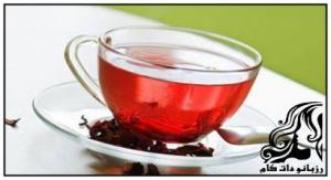 روش مصرف چای ترش