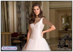 لباس عروس های شیک برند Justinalexander