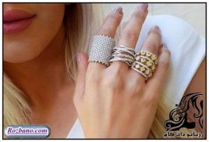 مدل انگشتر و دستبند برند Terinas Jewellery