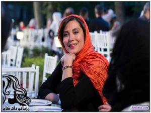 تصاویر مهتاب کرامتی در جشن ملی سینما