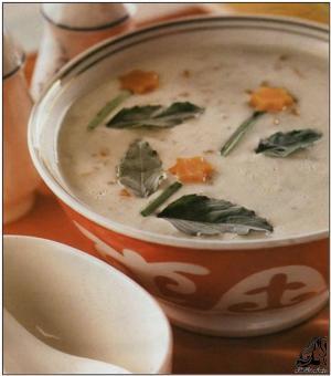 طرز تهیه آش هویج و جو همدان