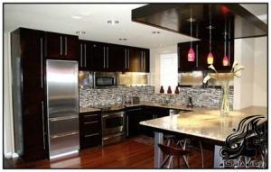 عکس هایی از دیزاین آشپزخانه
