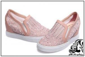 جدیدترین مدل کفش اسپرت دخترانه