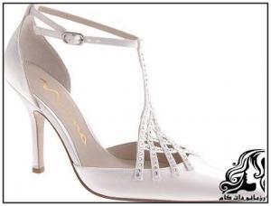 جدیدترین مدل های جدید و شیک کفش عروس