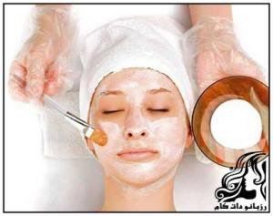 از بین بردن خستگی پوست با ماسک