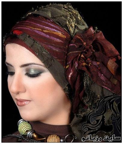 جدیدترین مدل های شال و روسری
