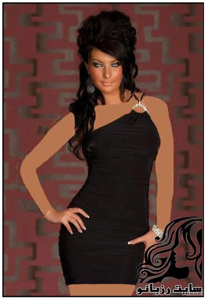 زیباترین مدل های لباس مجلسی کوتاه زنانه