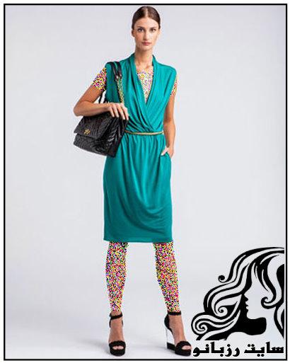 کلکسیون لباس های زنانه بهاره 2016