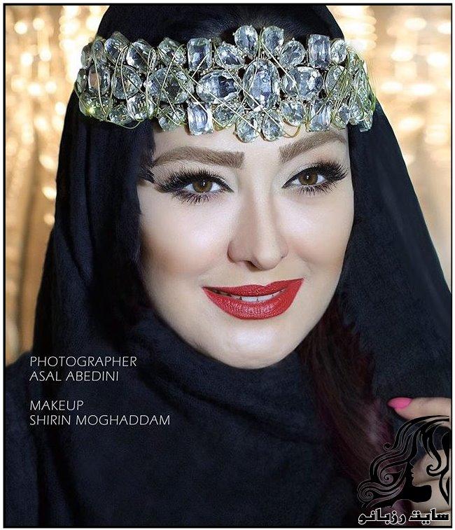 زیباترین تصاویر الهام حمیدی خرداد ماه ۹۵