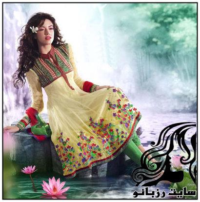مدل های لباس عروس هندی و پاکستانی