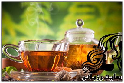 استفاده های کاربردی چای در منزل