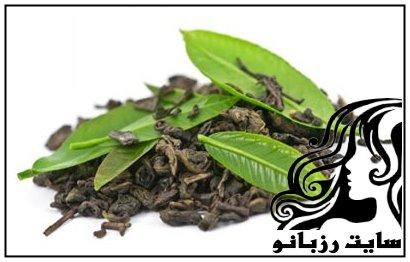 استفاده از چای سبز برای لاغری