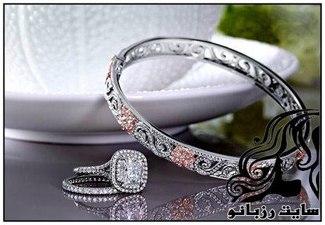 خاص ترین مدل های جواهرات برند Tiffany & Co