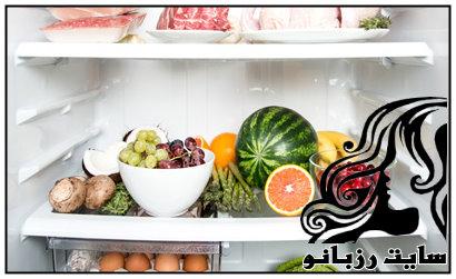 مواد غذایی که نباید در یخچال نگهداری کنید