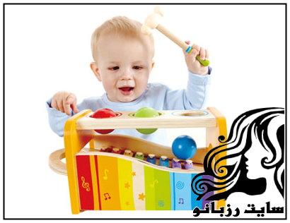 افزایش هوش و خلاقیت از ۹ تا ۱۲ ماهگی (بخش دوم)