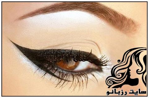 مدل خط چشم زیبا و جذاب