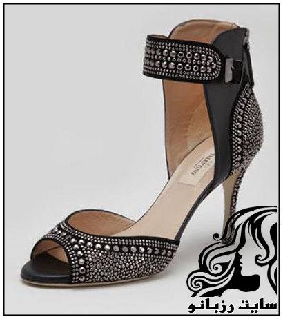 جدیدترین مدل های کفش زنانه