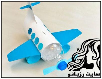 آموزش ساخت کاردستی هواپیما