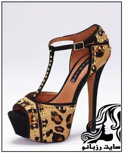 کفش های زیبای مجلسی مخصوص مراسم شما