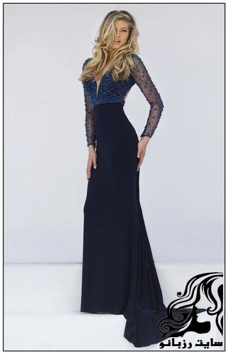 مدلهای زیبای لباس شب زنانه و دخترانه