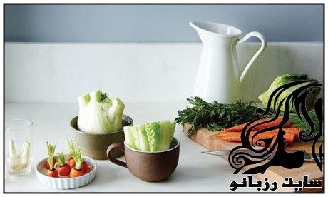 آموزش کاشت ته مانده سبزیجات در خانه
