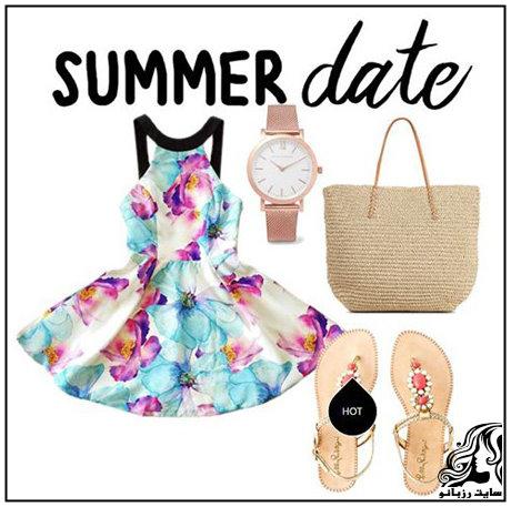 جدیدترین کالکشن لباس های تابستانه