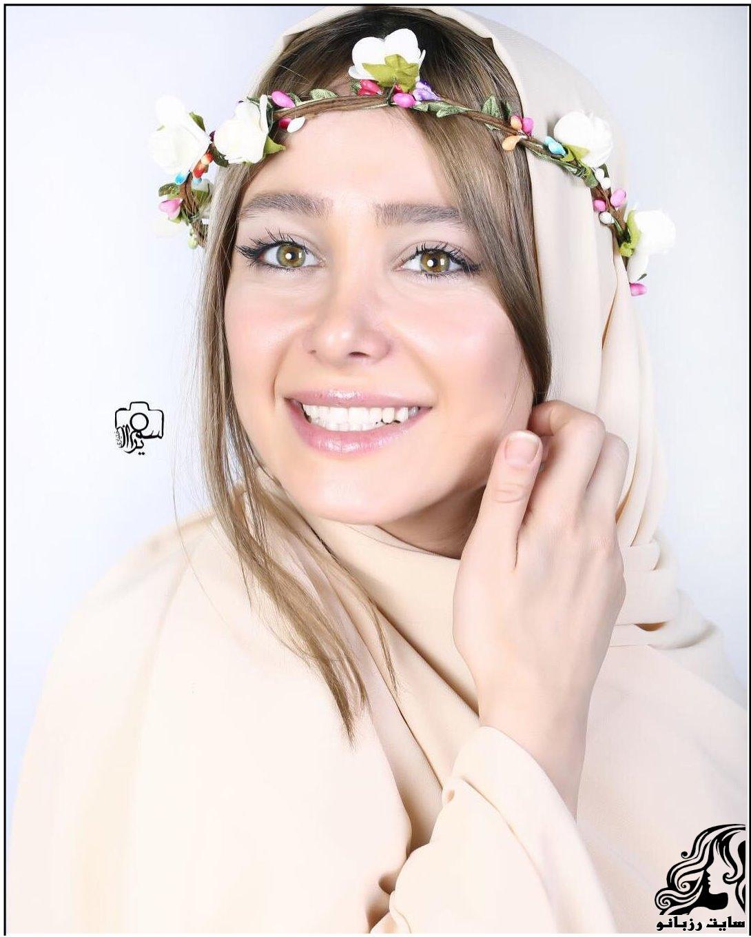 عکس های خاص الناز حبیبی