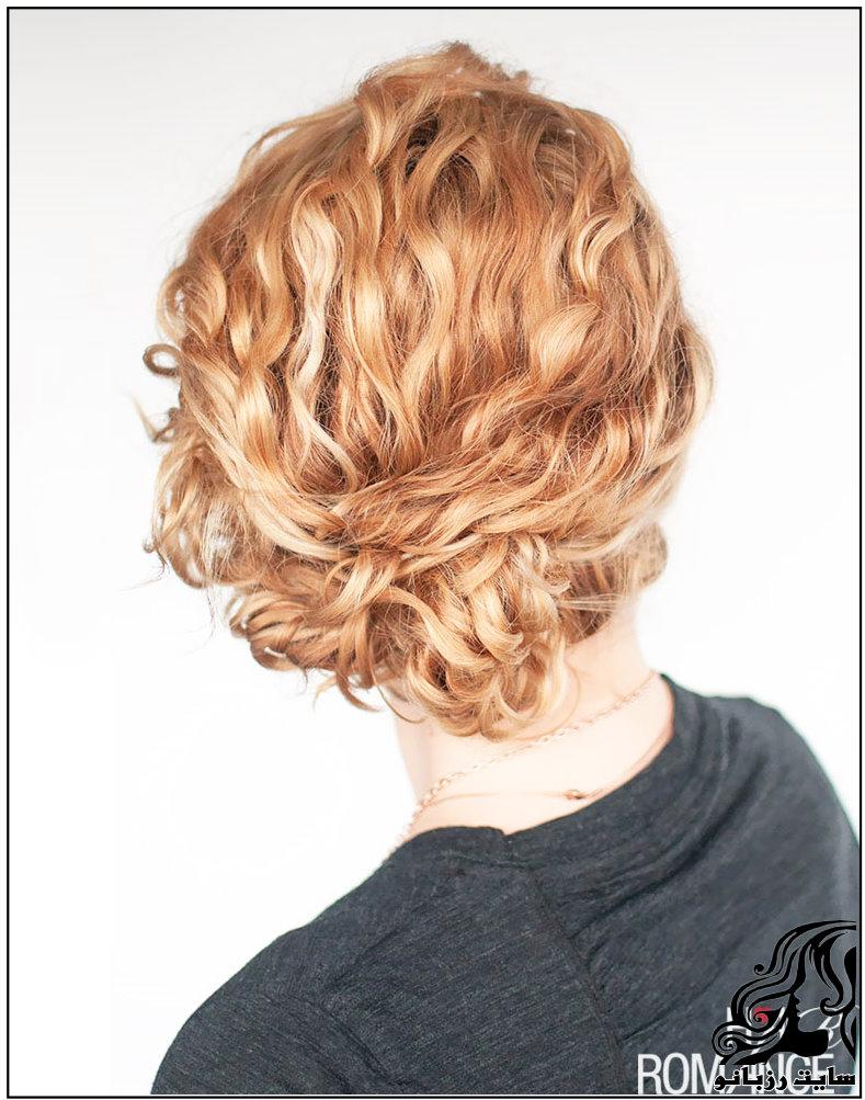 جدیدترین مدل بافت مو و بستن مو