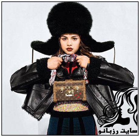 تصاویر سلنا گومز در کمپین تبلیغاتی برند لویی ویتون