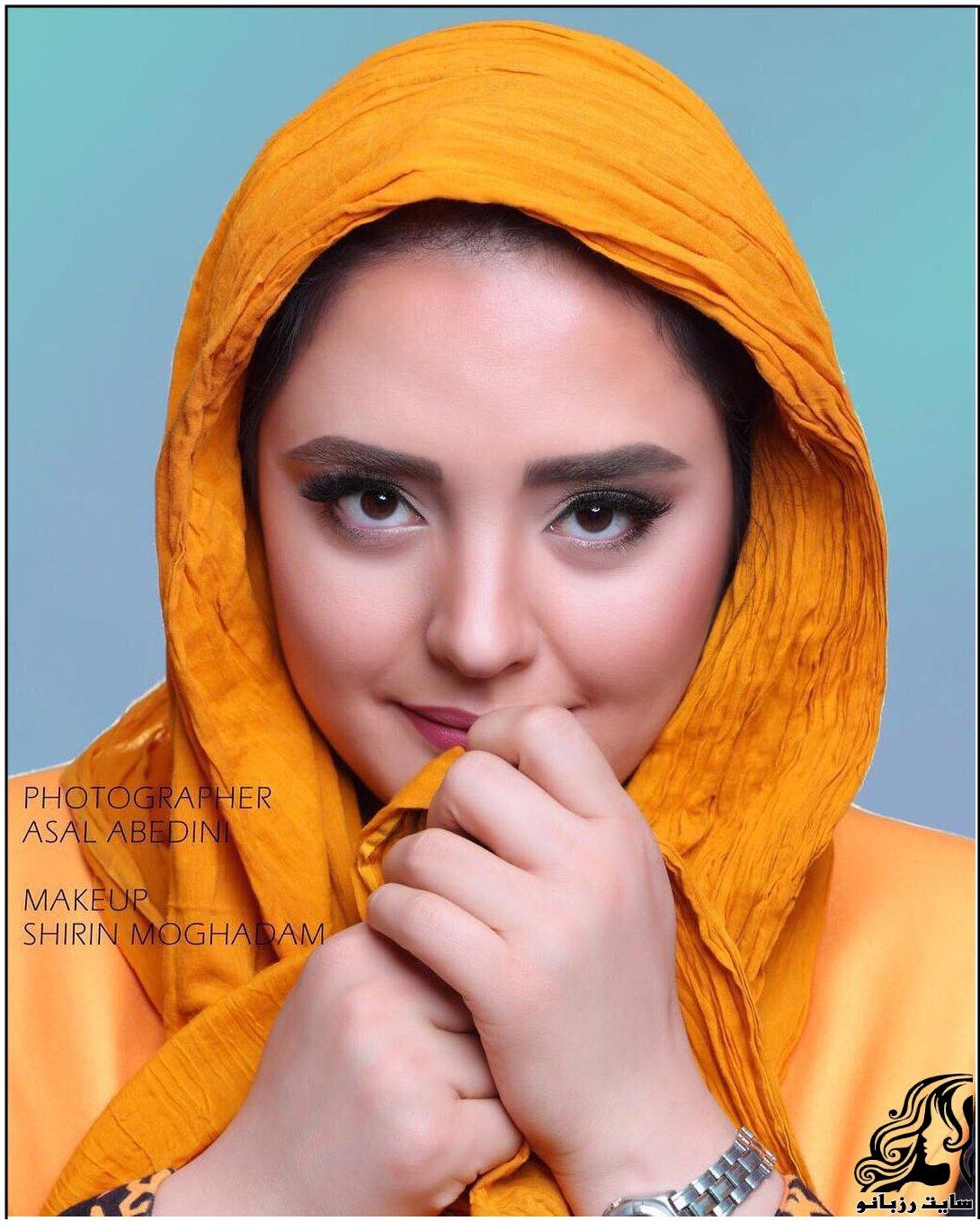 بیوگرافی + جدیدترین تصاویر نرگس محمدی