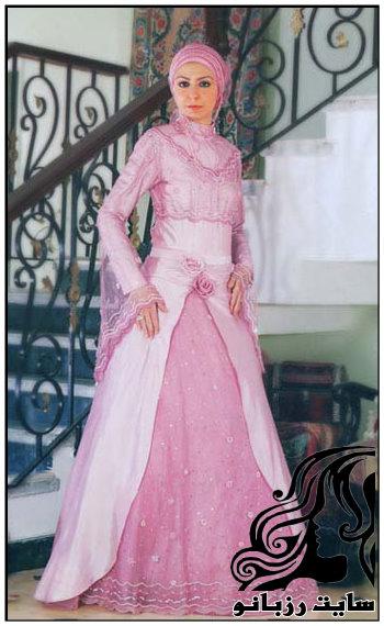 مدل لباس ماكسی اسلامی