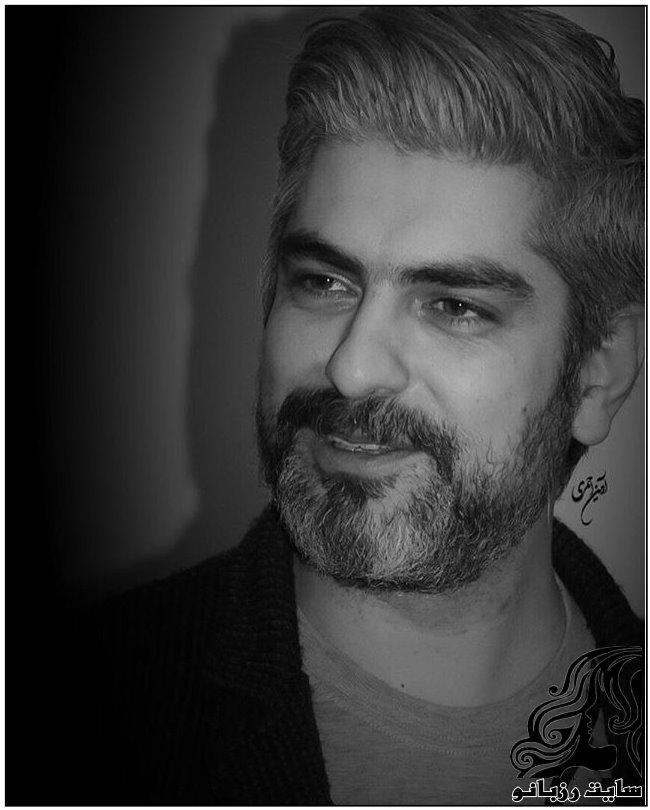 تصاویر سیاه و سفید بازیگران ایرانی