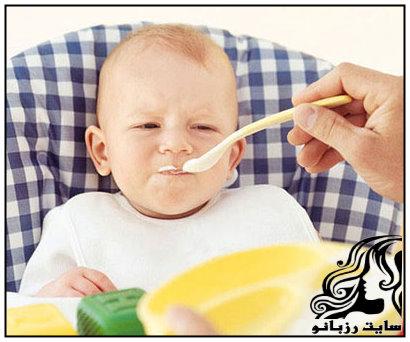 توصیه غذایی برای افزایش وزن کودک