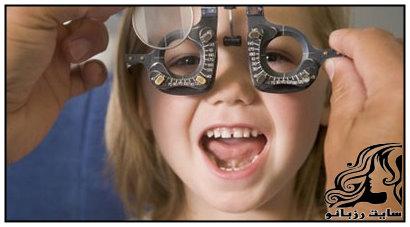 علائم بیماری چشم در کودکان