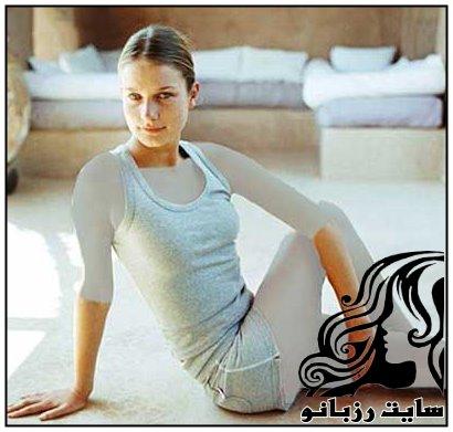 افزایش انعطاف پذیری بدن با یوگا