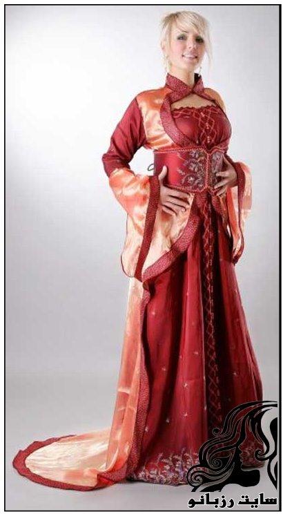 مدل های زیبای لباس مراکشی