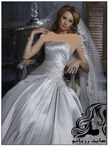 خوش استایل ترین لباس عروس های 95