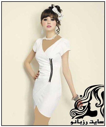 مدل لباس کوتاه و خاص دخترانه 95
