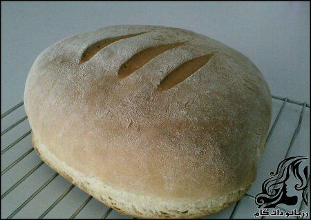 طرز تهیه یک نان کاملا رژیمی