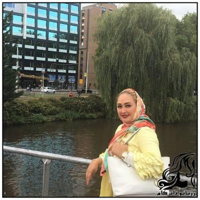تصاویر جدید الهام حمیدی مهر ماه ۹۵