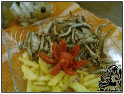 خوراک ماهی کیلکا درست کنیم