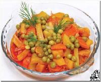 طرز تهیه خوراک کنگر